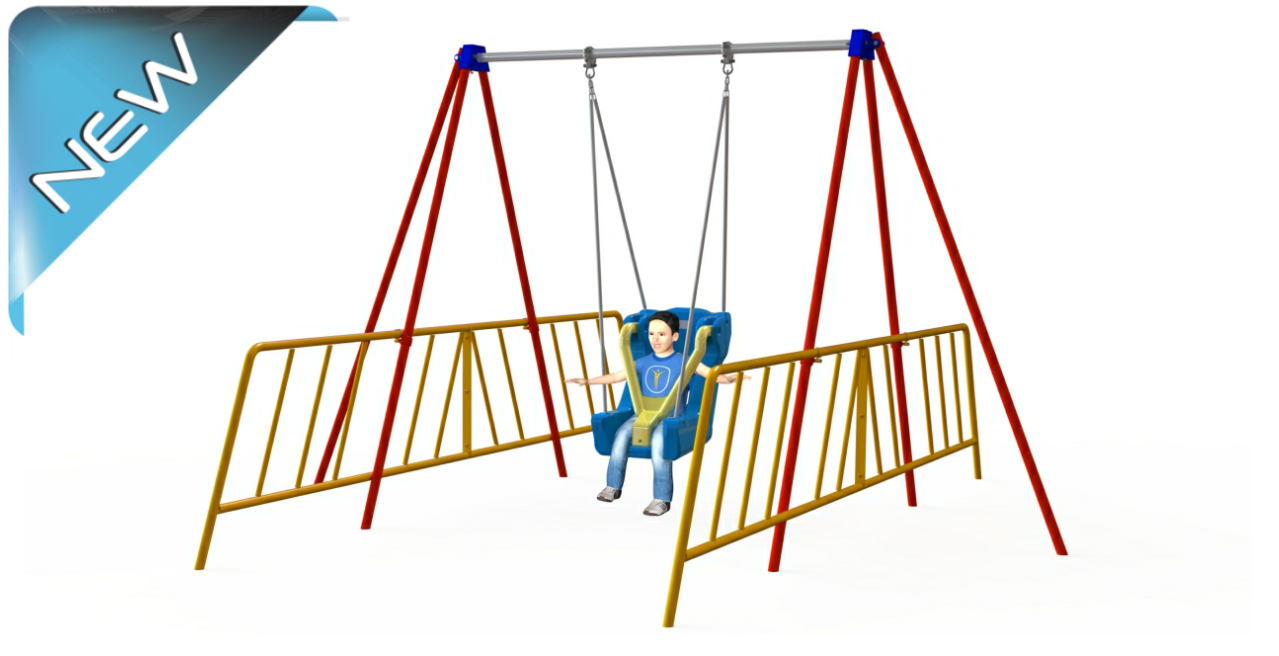 2.4m Swing Full Support Seat