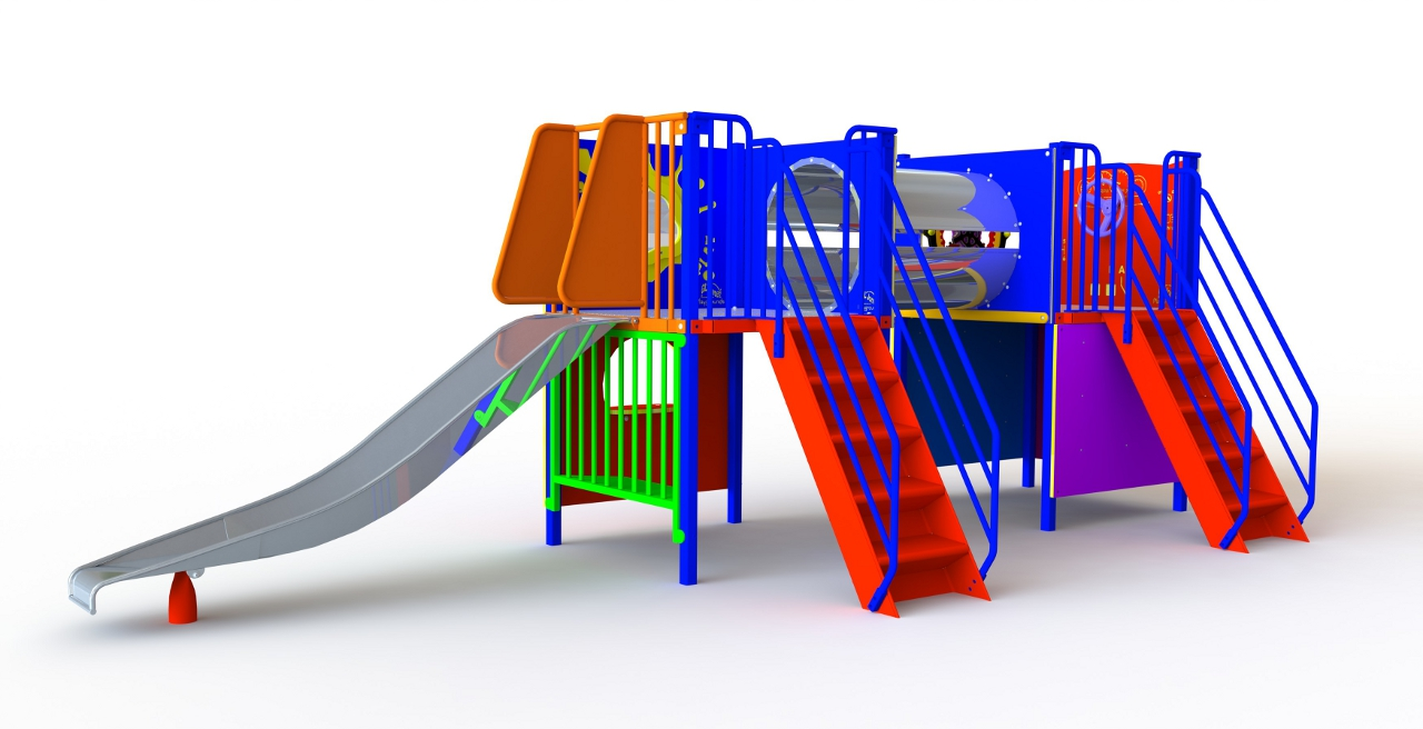GL Jones Playgrounds - Exhall Unit
